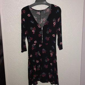 Floral Print Express Dress